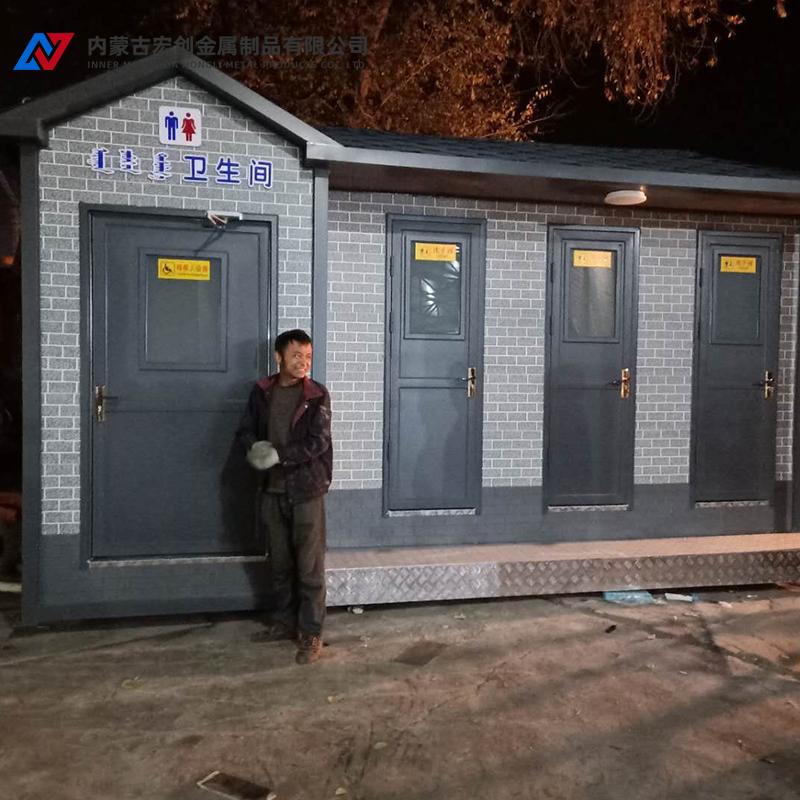 那些临时内蒙古移动卫生间,你真的了解吗